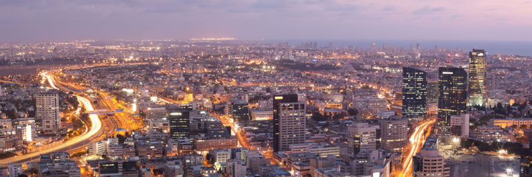 ניקיון משרדים בתל אביב, תמונת נוף